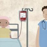 14 Mixed Match Cord Blood Animation