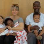 19 Mixed Family Portrait