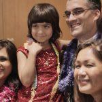 8 Maya Family and Rosanna Reunion