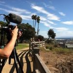 Greg-filming-in-Santa-Monica